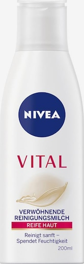 NIVEA Cleanser 'Vital' in Navy / Dark pink / White, Item view