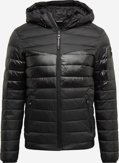 Calvin Klein Prijelazna jakna u crna: Prednji pogled