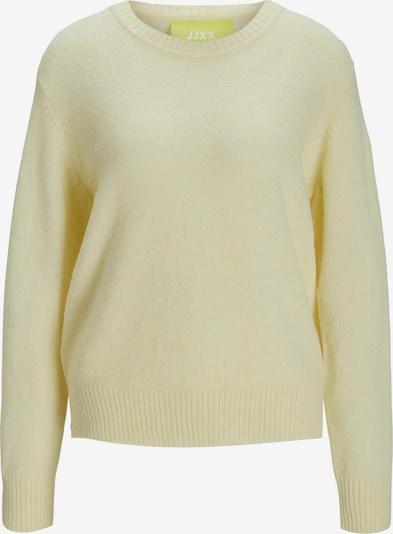 JJXX Pullover 'SILJE' in pastellgelb, Produktansicht