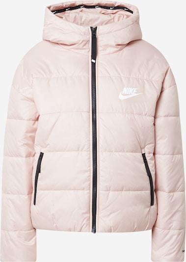 Nike Sportswear Tussenjas in de kleur Rosa / Wit, Productweergave