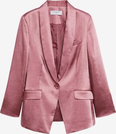 VIOLETA by Mango Blazer in pink / rosé, Produktansicht