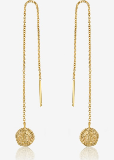 ANIA HAIE Ohrhänger ' Deus Threader Earrings' in gold, Produktansicht