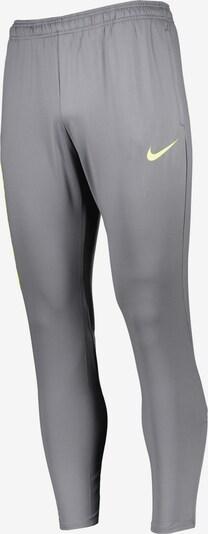 Pantaloni sport NIKE pe galben neon / gri, Vizualizare produs