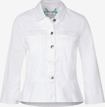 STREET ONE Jacke in weiß, Produktansicht