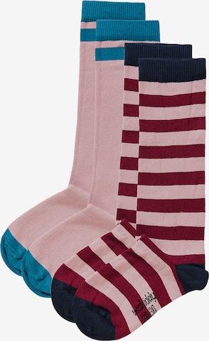 Walkiddy Socks in Pink