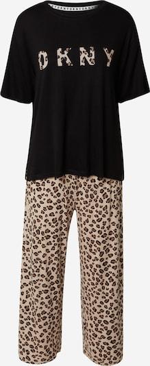 DKNY Pyjama värissä nude / musta, Tuotenäkymä