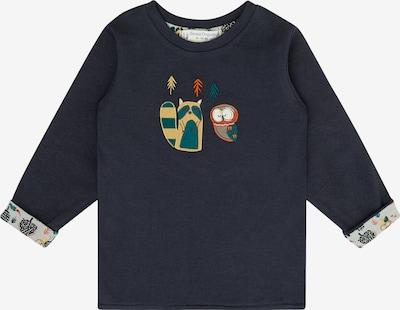 Sense Organics Shirt 'Felix' in nachtblau / hellgrau / petrol / mischfarben / koralle, Produktansicht