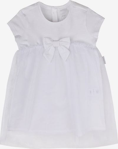 Stummer Kleid in weiß, Produktansicht