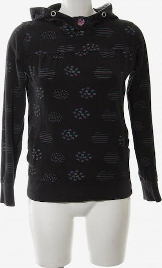 Poolgirl Kapuzenpullover in S in schwarz, Produktansicht