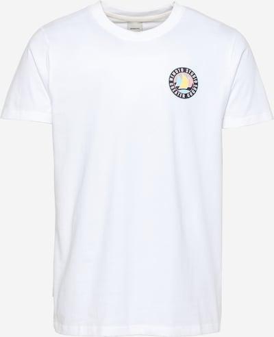 Wemoto Shirt 'GREATER' in mischfarben / weiß, Produktansicht