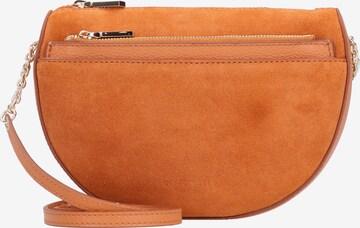 Coccinelle Umhängetasche in Orange