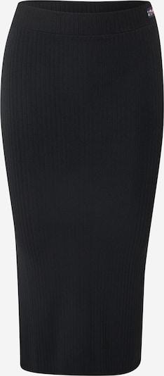 Tommy Jeans Jupe en noir, Vue avec produit