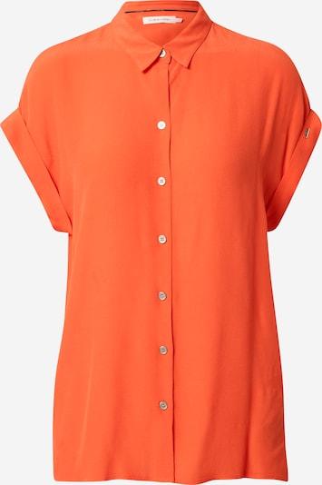 Calvin Klein Blouse in de kleur Koraal, Productweergave