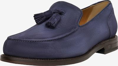 Henry Stevens Loafer Rahmengenäht 'Haywood TL' in blau, Produktansicht