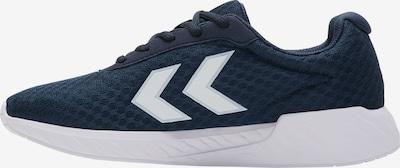 Hummel Sneakers laag in de kleur Marine / Wit, Productweergave