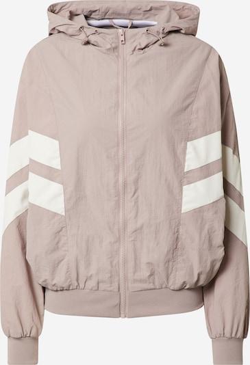 Urban Classics Jacke in beige / altrosa, Produktansicht