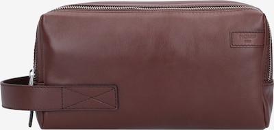 Picard Kulturtasche in braun, Produktansicht