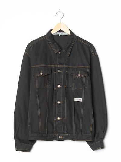 DIESEL Jeansjacke in XL-XXL in black denim, Produktansicht