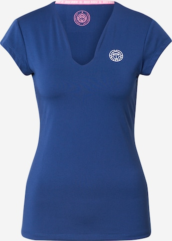 BIDI BADU Funktsionaalne särk, värv sinine