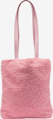 taddy Schultertasche in Pink