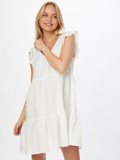 Superdry Kleid 'Tinsley' in weiß, Modelansicht