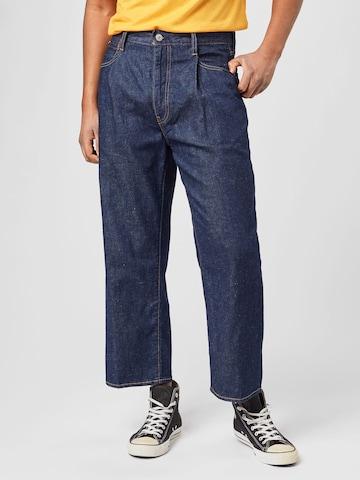 Jeans con pieghe 'STAY' di LEVI'S in blu