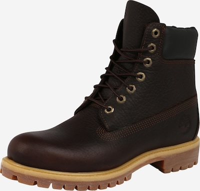 TIMBERLAND Lace-up boots in Dark brown, Item view