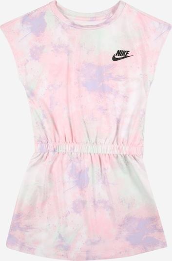 Nike Sportswear Robe en violet clair / rose / blanc, Vue avec produit