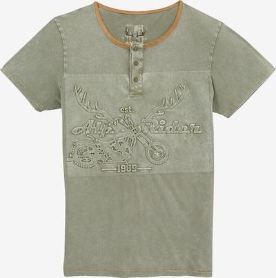 MARJO Trachtenshirt in oliv, Produktansicht