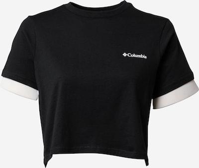 COLUMBIA Shirt in Black / White, Item view