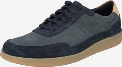 Sneaker low 'Oakland' CLARKS pe bej / bleumarin / albastru porumbel, Vizualizare produs