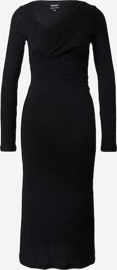 Bardot Jurk 'Lanika' in de kleur Zwart, Productweergave