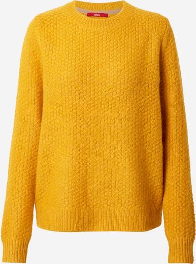 Pullover s.Oliver di colore giallo, Visualizzazione prodotti
