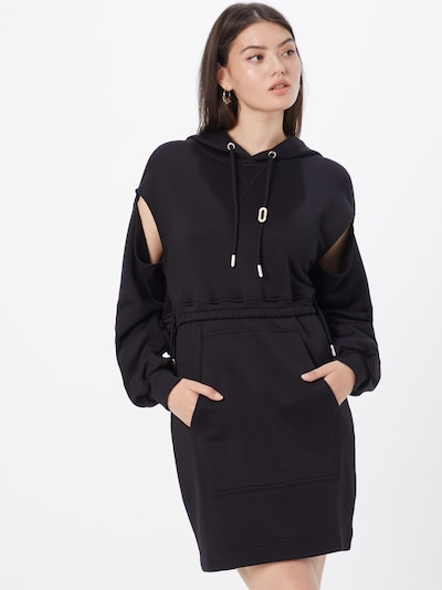 Rochie 'ONEON' DIESEL pe negru, Vizualizare model