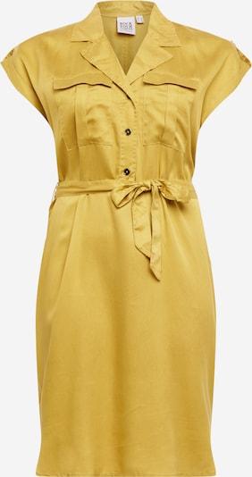 Rock Your Curves by Angelina K. Kleid in gelb / schilf, Produktansicht