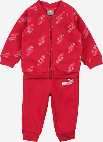 PUMA Jooksudress, värv punane