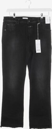 Closed Jeans in 31 in schwarz, Produktansicht