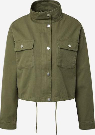JACQUELINE de YONG Chaqueta de entretiempo en verde oscuro, Vista del producto