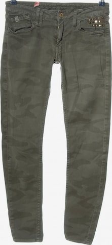 Le Temps Des Cerises Jeans in 27-28 in Green