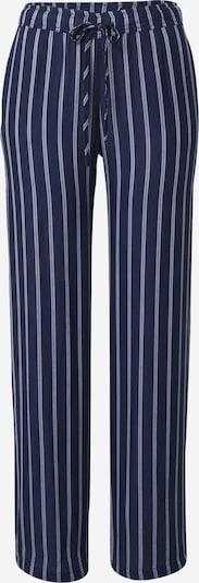 ETAM Панталон пижама 'MADDY' в тъмносиньо / бяло, Преглед на продукта