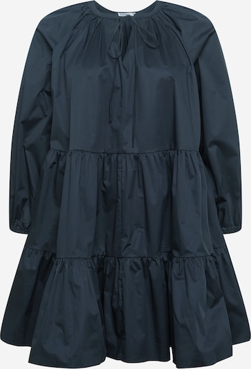GLAMOROUS CURVE Vestido en negro, Vista del producto