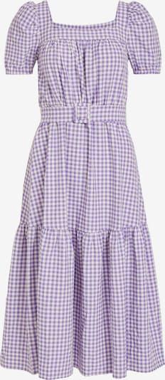 VILA Sukienka 'Grimda' w kolorze jasnofioletowy / białym, Podgląd produktu