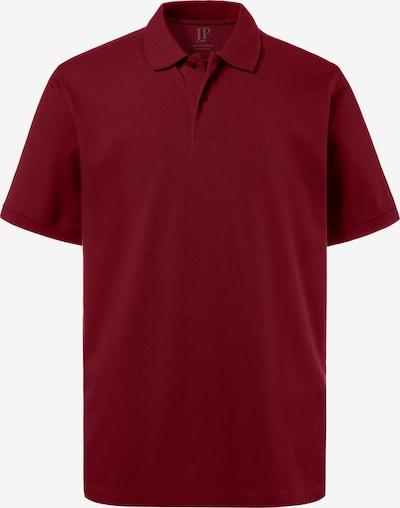JP1880 Poloshirt in dunkelrot, Produktansicht