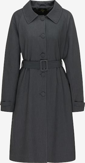 usha BLACK LABEL Tussenmantel in de kleur Grijs, Productweergave
