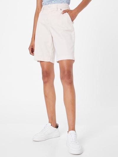 Herrlicher Shorts in pastellpink, Modelansicht