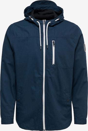 Only & Sons Jacke in dunkelblau / weiß, Produktansicht