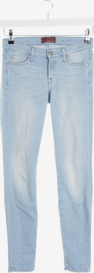 7 for all mankind Jeans in 25 in hellblau, Produktansicht