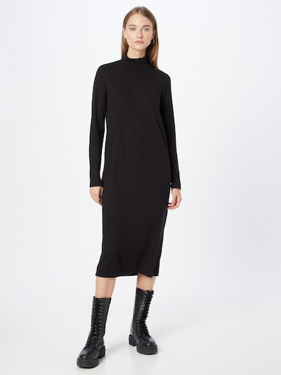 PIECES Рокля 'Molly' в черно, Преглед на модела