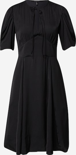 SCOTCH & SODA Shirt dress 'Drapey' in Black, Item view