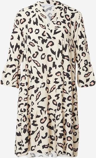 Hailys Kleid 'Lara' in beige / rosa / schwarz, Produktansicht